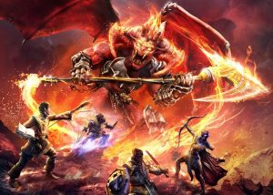 Sword Coast Legends Launches On Xbox One (video)