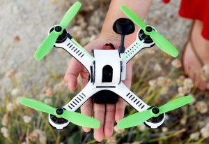 TANKY Professional FPV Racing Drone (video)