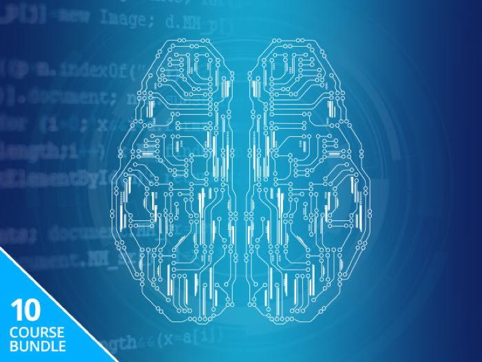 Complete Machine Learning Bundle, Save 94%