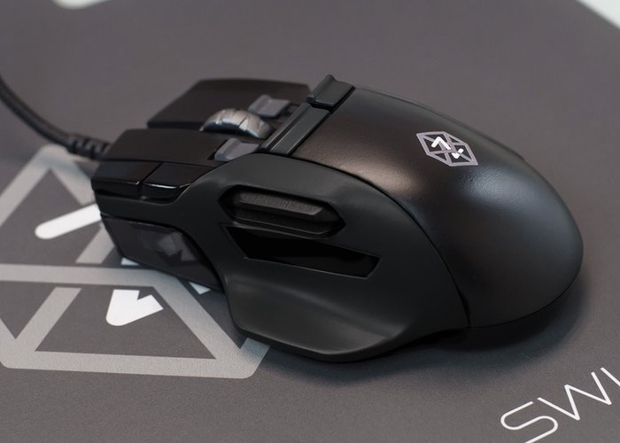 The Z Advanced Gaming Mouse