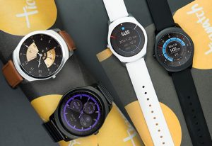 Ticwatch 2 Interactive Smartwatch With Unique Ticwear OS Hits Kickstarter (video)