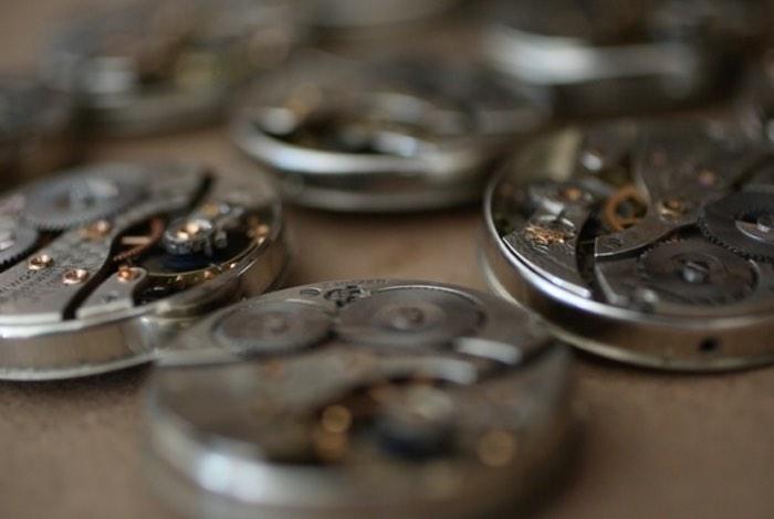 Titanium 3D Printed Watches