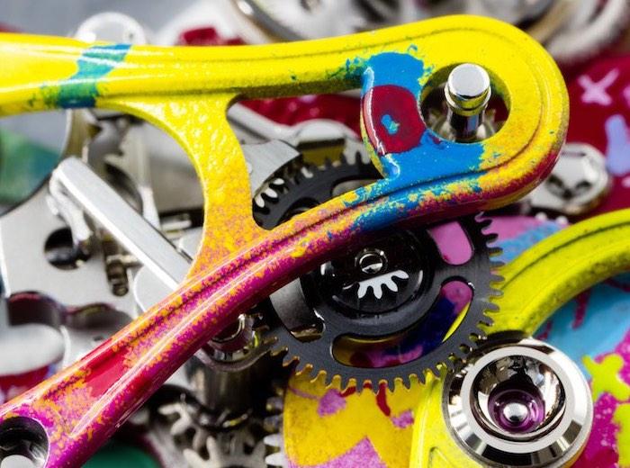 Tourbillon Mechanical Watch-2