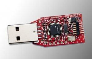 USB to SPI Bridge And Bootstrap Loader (video)