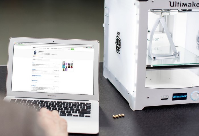 Ultimaker 2+ And Ultimaker 2 Extended+ Source Files