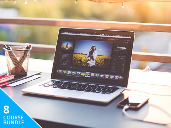 Ultimate Adobe Photo Editing Bundle