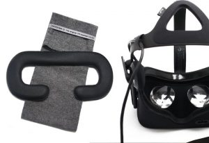 Unofficial Oculus Rift Facial Interfaces Hit Kickstarter (video)