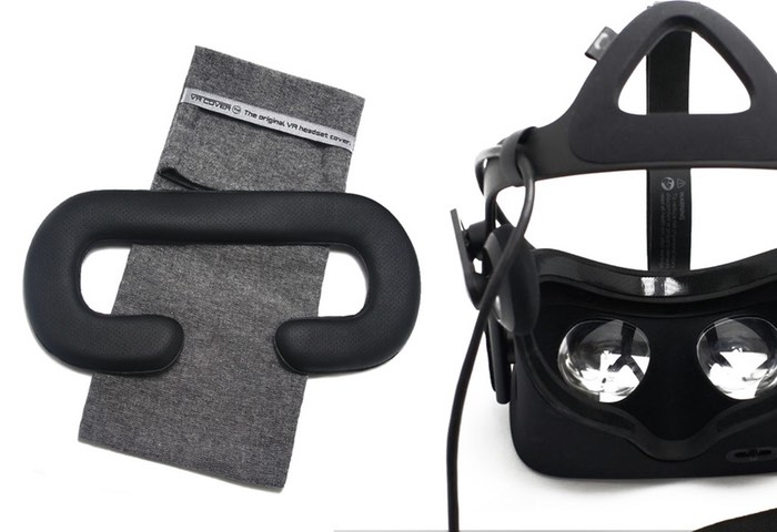 Unofficial Oculus Rift Facial Interfaces