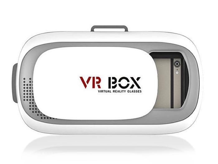 Virtual Reality Box Headset