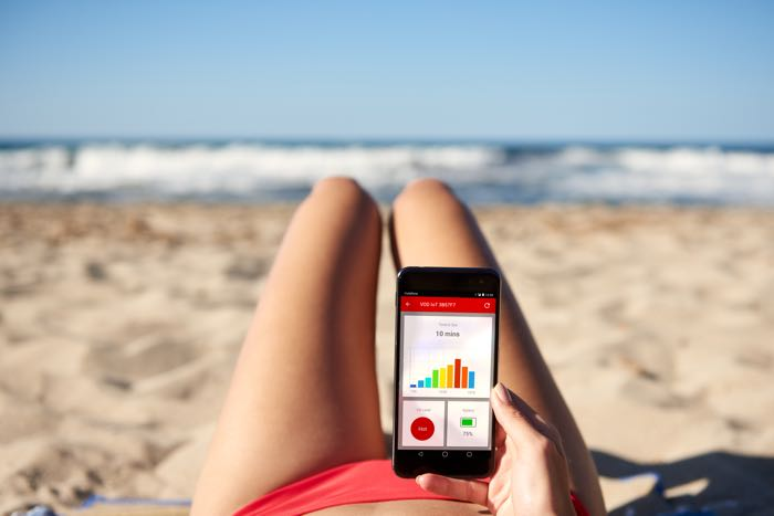 Vodafone Smart Swimwear