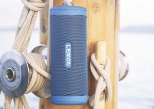 LEMON Voice Recognition 3D Wireless Speaker (video)