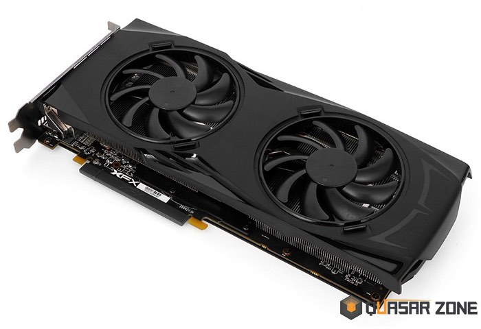 XFX Radeon RX 480 Double Dissipation Graphics Card