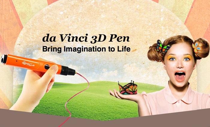 XYZprinting Vinci 3D Pen