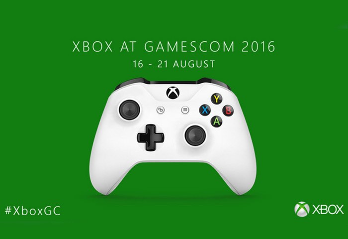 Xbox Gamescom 2016 Details Announced