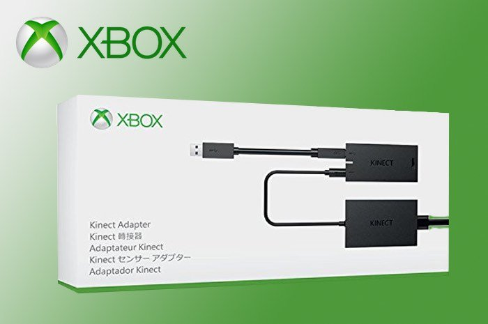 Xbox One S And Windows 10 Kinect Adapter