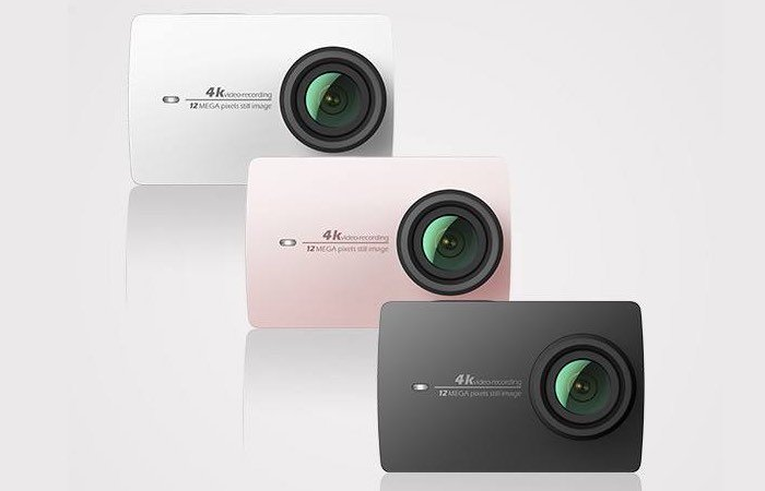 Xiaomi Yi 4K Ultra HD Action Camera