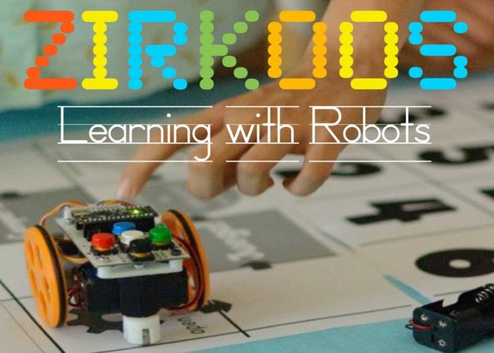ZIRCONS Teaches Kids How To Code