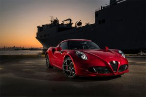 Alfa Romeo 4C Rumored to End Production by 2020
