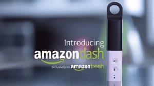 Amazon Launches Dash For AmazonFresh In The UK
