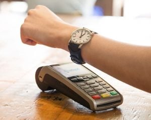 Barclays bPay Loop Turns Your Watch Into A Contacless Payment Device