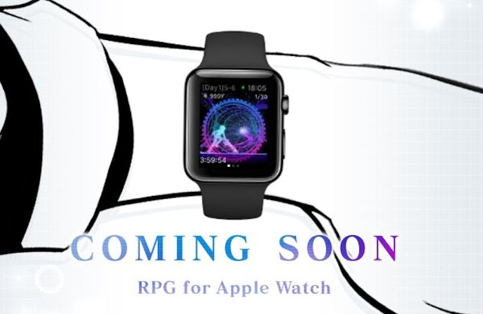 Square Enix announces its first Apple Watch RPG
