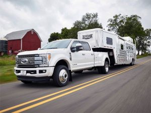 2017 F-450 Diesel can Tow 32,500 Pounds