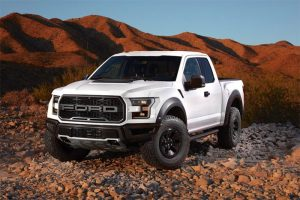 Ford Document Details 2017 Ford Raptor Pricing