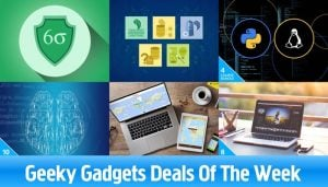 Geeky Gadgets Deals Of The Week, 23rd June 2016
