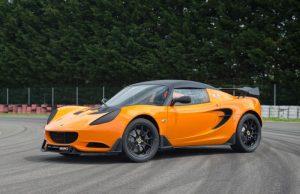 Lotus Elise Race 250 Announced
