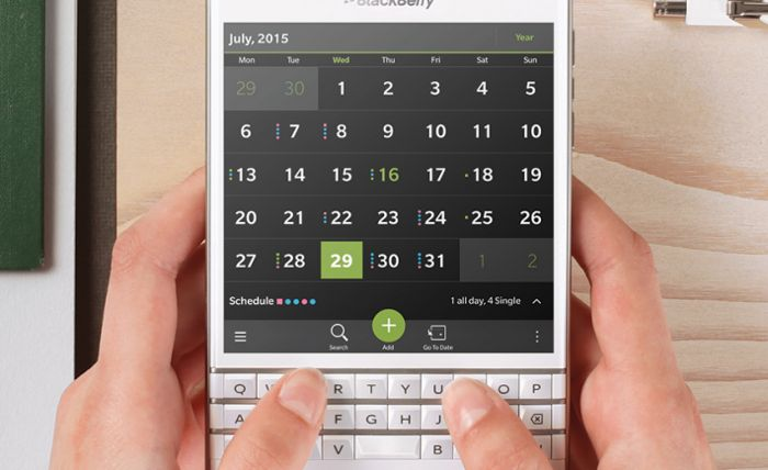 BlackBerry BB10
