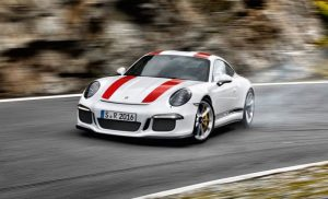 Porsche 911 R Appears In New Video
