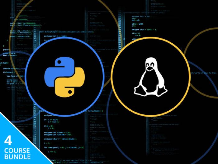 Save 95% On The Professional Python & Linux Administration Bundle