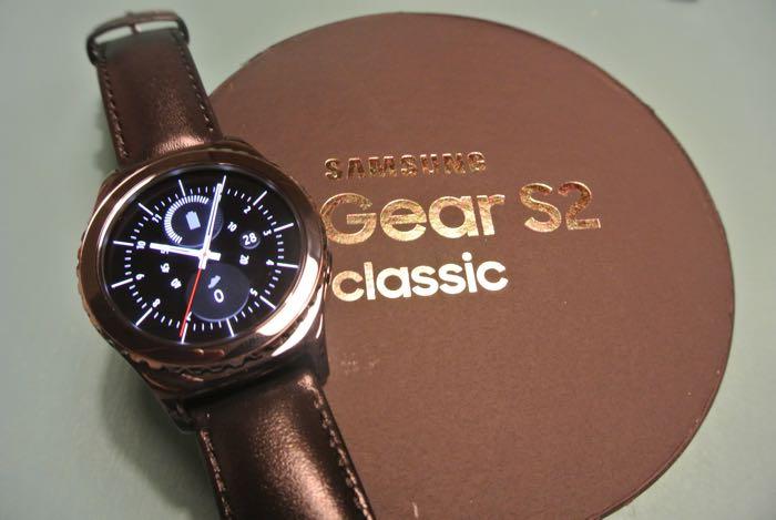 Samsung Gear S2 Classic 3G