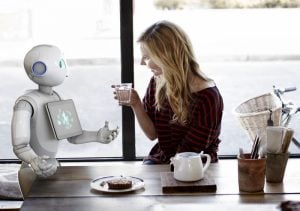Softbank Pepper Robot Launches in Taiwan