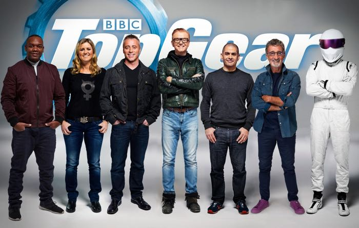 Chris Evans Top Gear