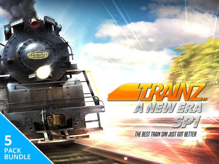 Trainz: A New Era Deluxe Bundle