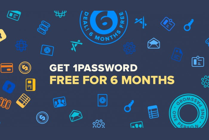 1Password Launches New Monthly Subscription