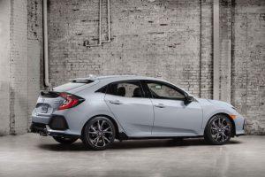 2017 Honda Civic Hatchback Announced