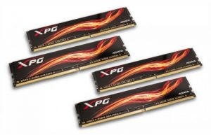 ADATA XPG Flame DDR4 Memory Modules Unveiled