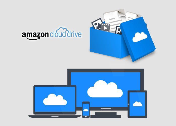 Amazon Clouddrive