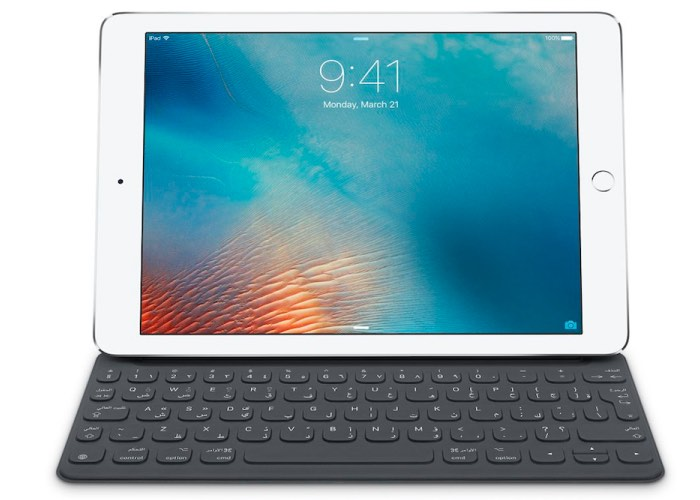 Apple International Smart Keyboards