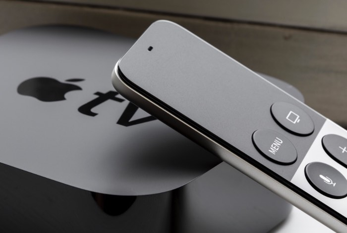 Apple TV Siri App