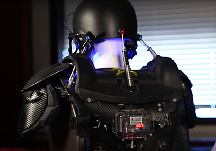 Arduino Wearable Created To Reduce Whiplash And Concussion On The Battlefield And Beyond (video)