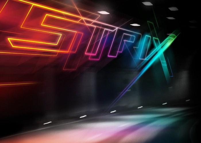 Asus Strix Wallpaper: Asus ROG Strix GL702 17 Inch Gaming Laptop Unveiled