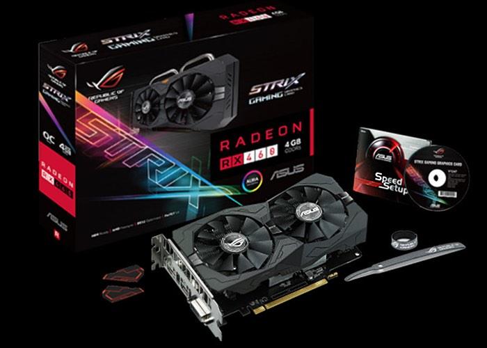 Asus Radeon RX 460 STRIX
