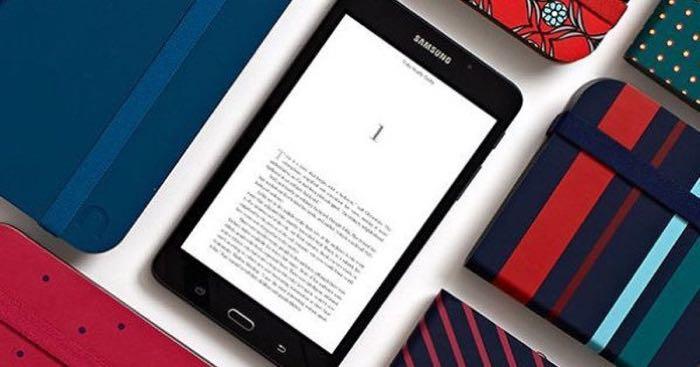 Barnes & Noble Samsung Galaxy Tab A NOOK