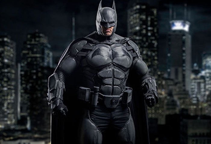 Batman Cosplay Suit Wins Guinness World Record For Awesome Batman Gadgets