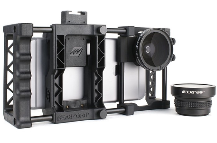 BeastGrip Camera Phone Rig Now Available For $200