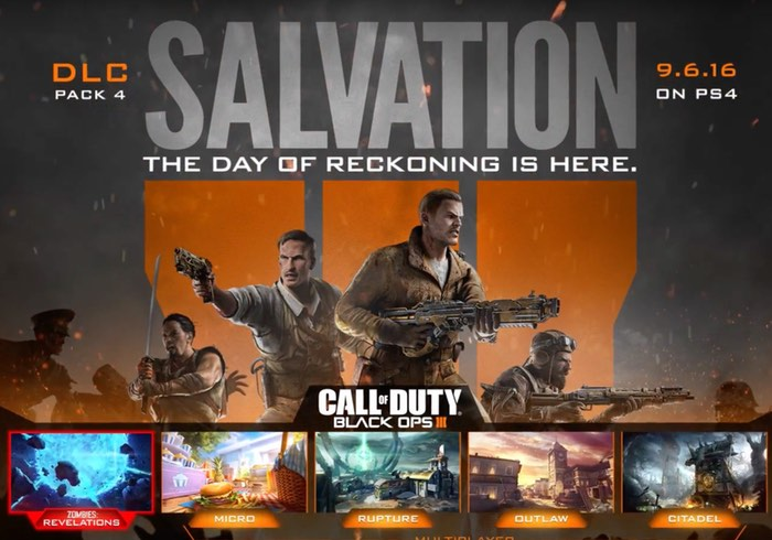 Salvation DLC