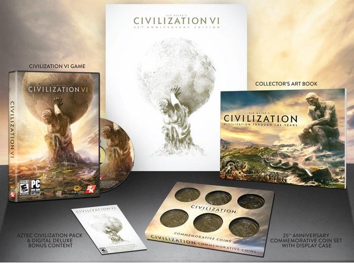 Civilization VI Collector's Edition
